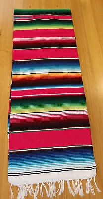 Mexican Sarape Black, Blanket, Rug, Picnic, Throw, Tablecloth, Hot Rod, Yoga