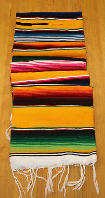 Mexican Sarape  Blanket, Pink, Rug, Picnic, Throw Mat, Tablecloth, Hot Rod, Yoga