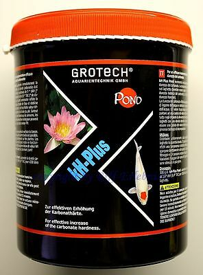 Grotech kh-plus 1000g Gro Tech Increase the Carbonate Hardness Pond 15,99 €/ kg