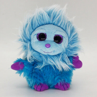 """New 6"""" Ty Beanie Boos Mops Blue Large Stuffed Plush Toys Child Christmas Gift"""
