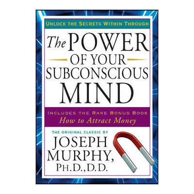 The Power of Your Subconscious Mind by Joseph Murphy | book On PDF Digital