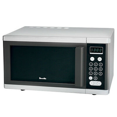 Breville Microwave BMO100 900W 25L As New
