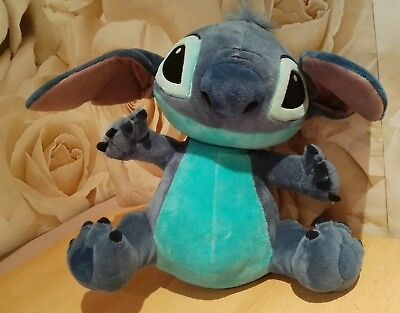 Disney store exclusive Lilo and Stitch soft toy cute collectable