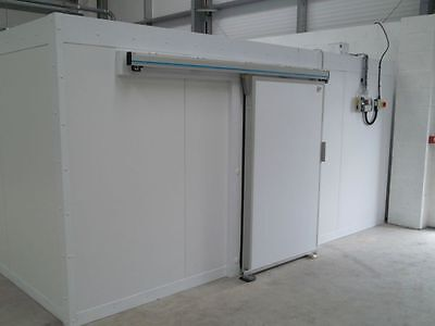 Cold Room Chillers And Freezer 100Mm Insulated Side Panel Sheets - Various Sizes