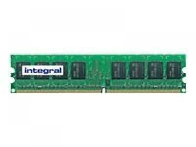 Integral 2GB, DDR2, 800MHz, CL6, DIMM 2GB DDR2 800MHz memoria - NUOVO