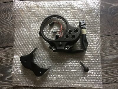 Triumph bonneville speedo clock bracket,surround,housing