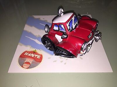 """Speed Freaks Boxed with Plinth &Tax Disc""""Mini Monte""""Excellent! Oodles Character"""
