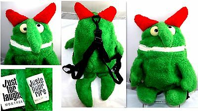 Juste Pour Rire / Just For Laughs Montreal Gags Festival Mascot Victor Backpack