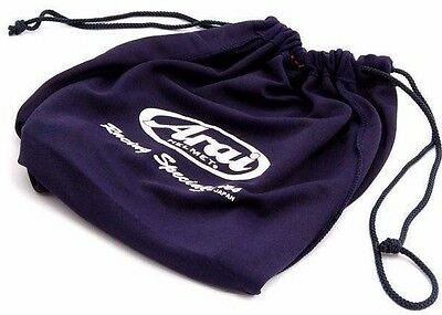 #ARAI Protective Helmet cloth bag - only £13.29! #CHASER #RX7 #REBEL #AXCES