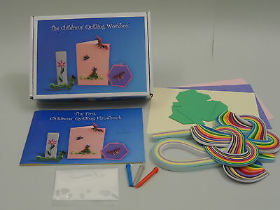 The Childrens Quilling Workbox