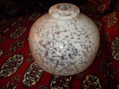 Vintage Marbled Bowl Lights Reclaimed From Period Property