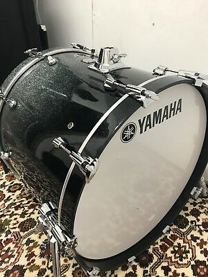 Yamaha Beech Custom Absolute Bass Drum