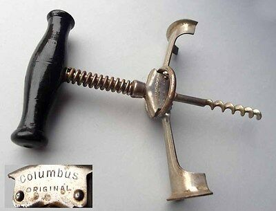 Old Corkscrew Columbus to 1920