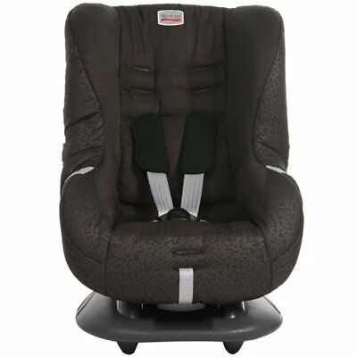 NEW Britax Eclipse Forward Facing Car Seat, Group 1 - Black Thunder