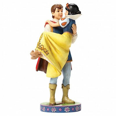 Disney Traditions 4049623 Happily Ever After (Snow White & Prince) New & Boxed