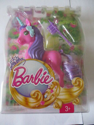 Brand New Sealed Barbie Fairytale Endless Hair Kingdom Unicorn