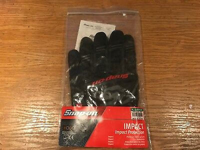 Snap on Impact Machines Gloves X Large New