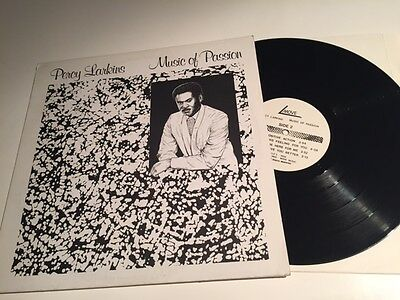 LP Vinyl Percy Larkins Music Of Passion UK VG ++ Move Records sehr guter Zustand