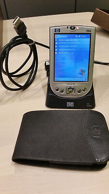 HP iPAQ pocket PC -Rare! Vintage!!!