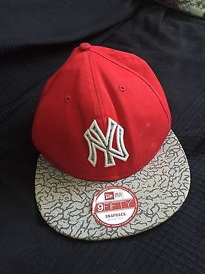 casquette NY taille medium large