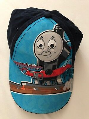 Thomas the Tank Engine Train Engineer Kids Conductor Cap/ Hat-Pre-Owned