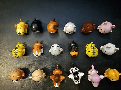 Terrific Lot 18  MICROPETS Tomy 2002