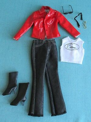 "Tonner Emme ""Edgy""  Outfit For Original Emme"