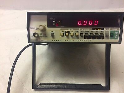 Fluke 1910A/1911A - Multi-function Frequency Counter, 2 Channel 5 Hz-250 MHz