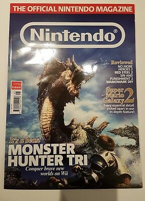 Official Nintendo Magazine Issue 55