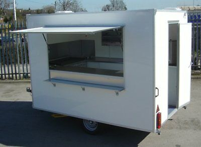 MOBILE CATERING TRAILER HIRE - UNITS AVAILABLE NOW - £95 per week OR LESS...!!!