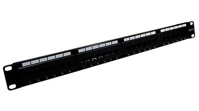 CAT 6 Patch Panel - 24 Port