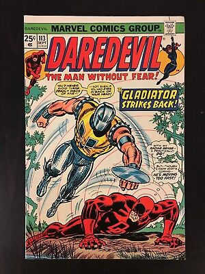 Daredevil 113 NM 9.4 High Grade