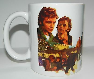 DAVID ESSEX / RINGO STARR : 'THAT'LL BE THE DAY' - 1970's STYLE RETRO MOVIE MUG