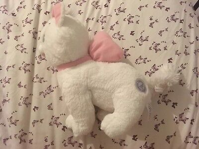 Disney Store Large Plush Marie from aristocats excellent condition