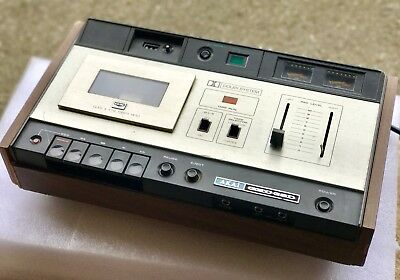 Akai Gxc-38D Cassette Recorder Fully Working