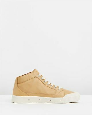 Spring Court M2S Lambskin Leather Women's - Camel