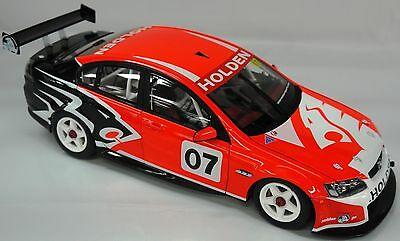 1:18 Holden VE Commodore V8 Supercar Launch Car