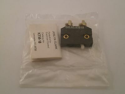 Joslyn Clark Auxiliary Contact Ktm-10 *new/sealed Package*