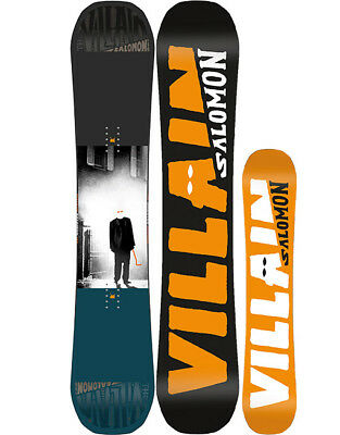 Salomon Villain Snowboard Version 2 | 2018