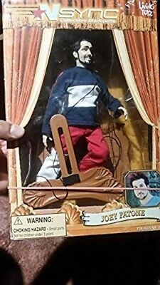 NSYNC Collectible Marionette Figure - Joey Fatone Figure Living Toyz GOOD