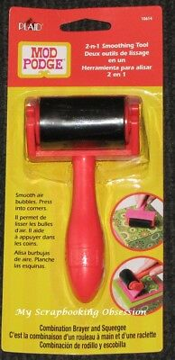 MOD PODGE '2-N-1 SMOOTHING TOOL' Beyond The Page/DIY/BTP/Decoupage/Sealer