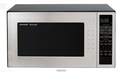 Sharp R530EST 1200 Watt Microwave
