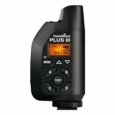 PocketWizard Plus III - Transceptor