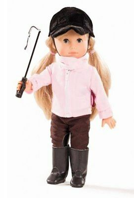 Gotz - Just Like Me Doll - Mia the Rider (27cm)