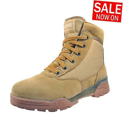 Magnum Classic Mid Men's Walking Urban Work Boots Wheat