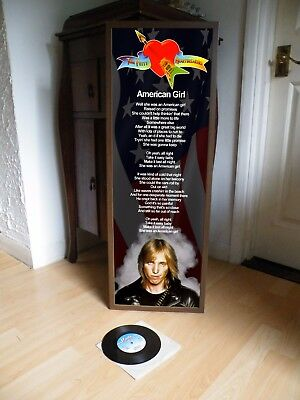 Tom Petty American Girl Promotional Poster Lyric Sheet,torpedoes,country Rock