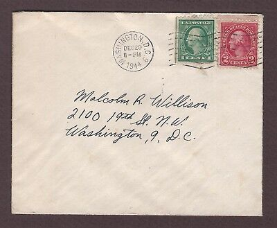 mjstampshobby 1944 US Vintage Cover Used (Lot4900)