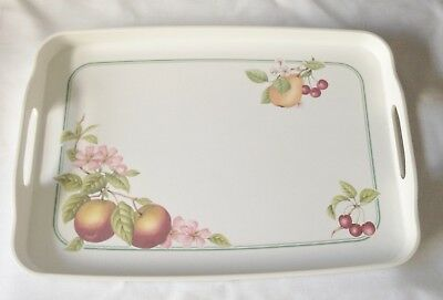 Marks and Spencer Ashberry Tray - Melamine Twin Handled Tray