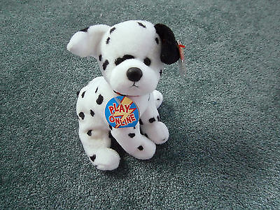 Ty Beanie Babies 2.0 - Hydrant the Dalmatian Dog NEW!