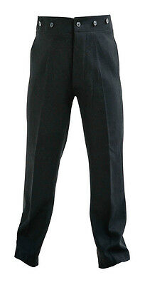 Victorian Edwardian police trousers - made to order